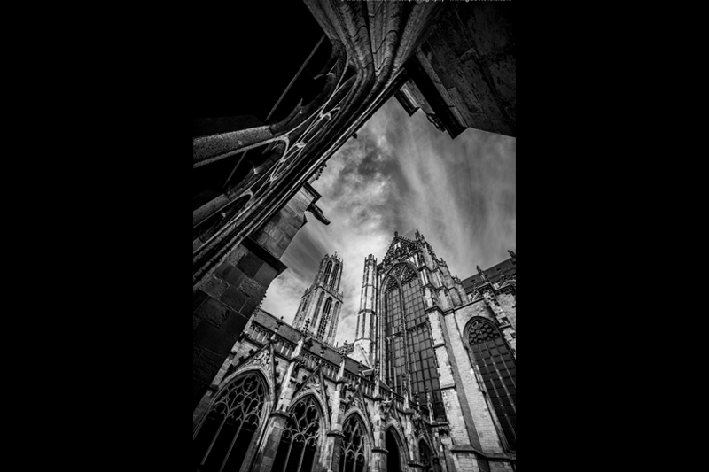 damiano moretti photography - fineart - Goth vibes in Utrecht