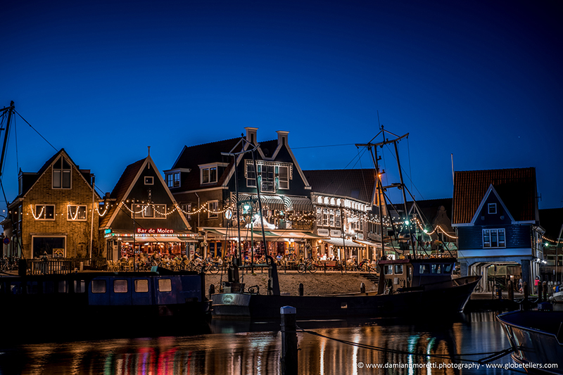 damianomoretti.photography photography - fineart - Seaside Dutch Town - Volendam - Holland