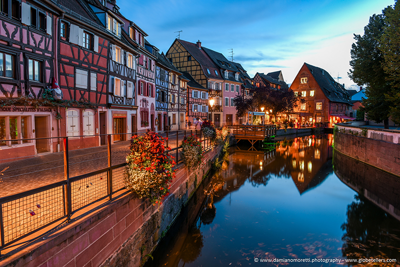 damiano moretti photography - Urban - Colmar by night - France